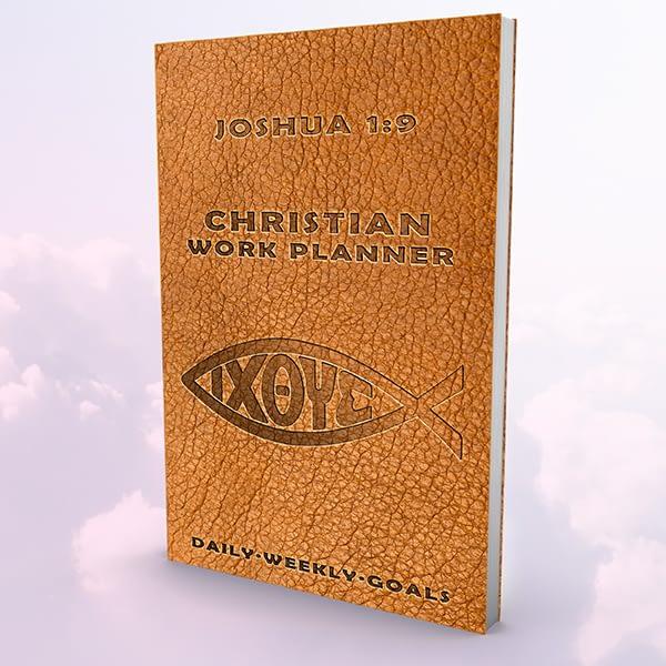 christian work planner
