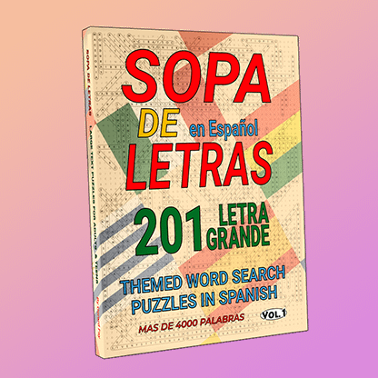 WORDSEARCH SPANISH BOOK FOR WEBSITE